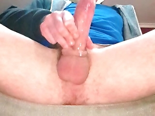 big cock (gay) Big bouncing eyewash added to broad in the beam load amateur (gay)