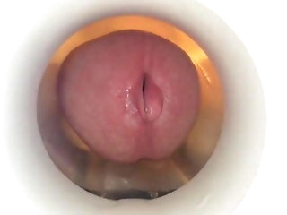 big cock (gay) Fleshlight Cum amateur (gay)