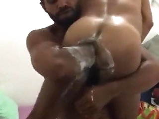daddy (gay) Brazilian dad fists old egg twink (gay)